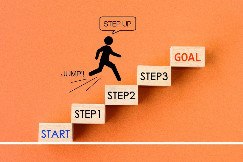 自己肯定感を高める3つのステップ